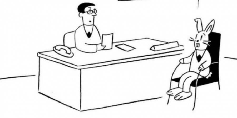 Job Hopping cartoon