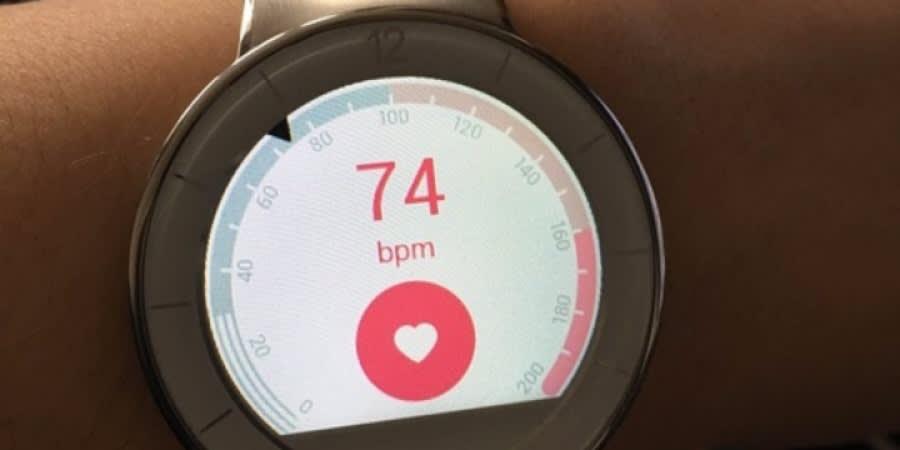 Clock timing health