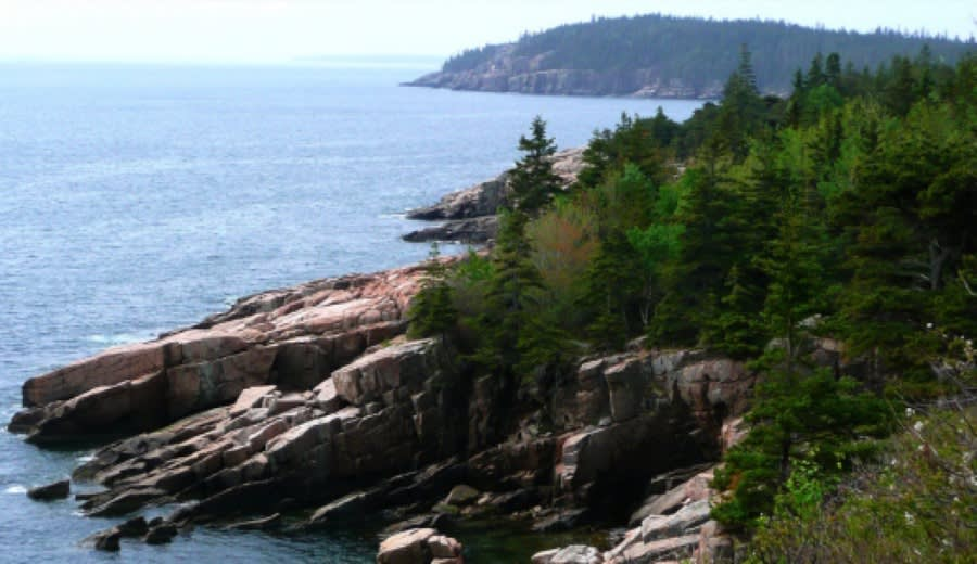 Maine Acadia National Park