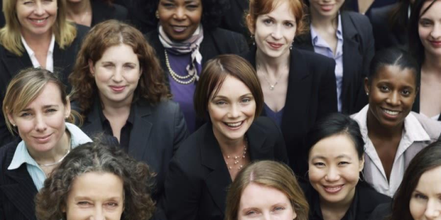 Photo of Happy Working Women