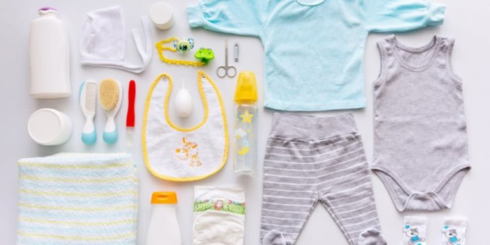 Week 32: What To Buy To Get Ready for Baby