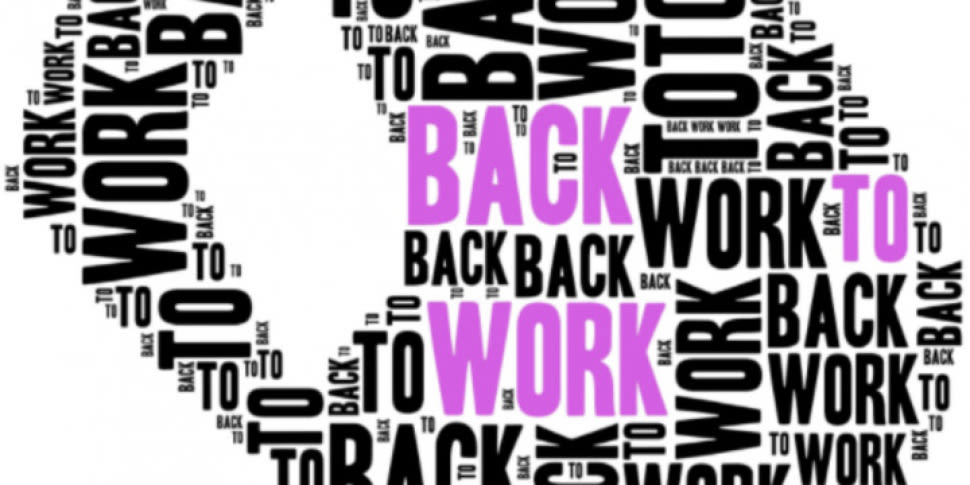 3 Tips For Your First Week Back From Maternity Leave