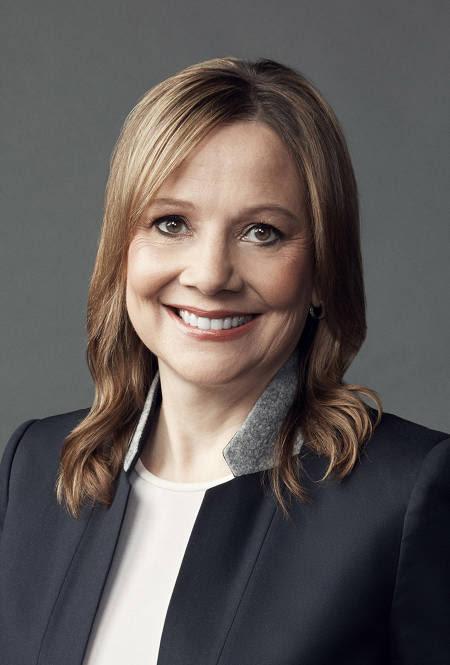General Motors Mary T. Barra