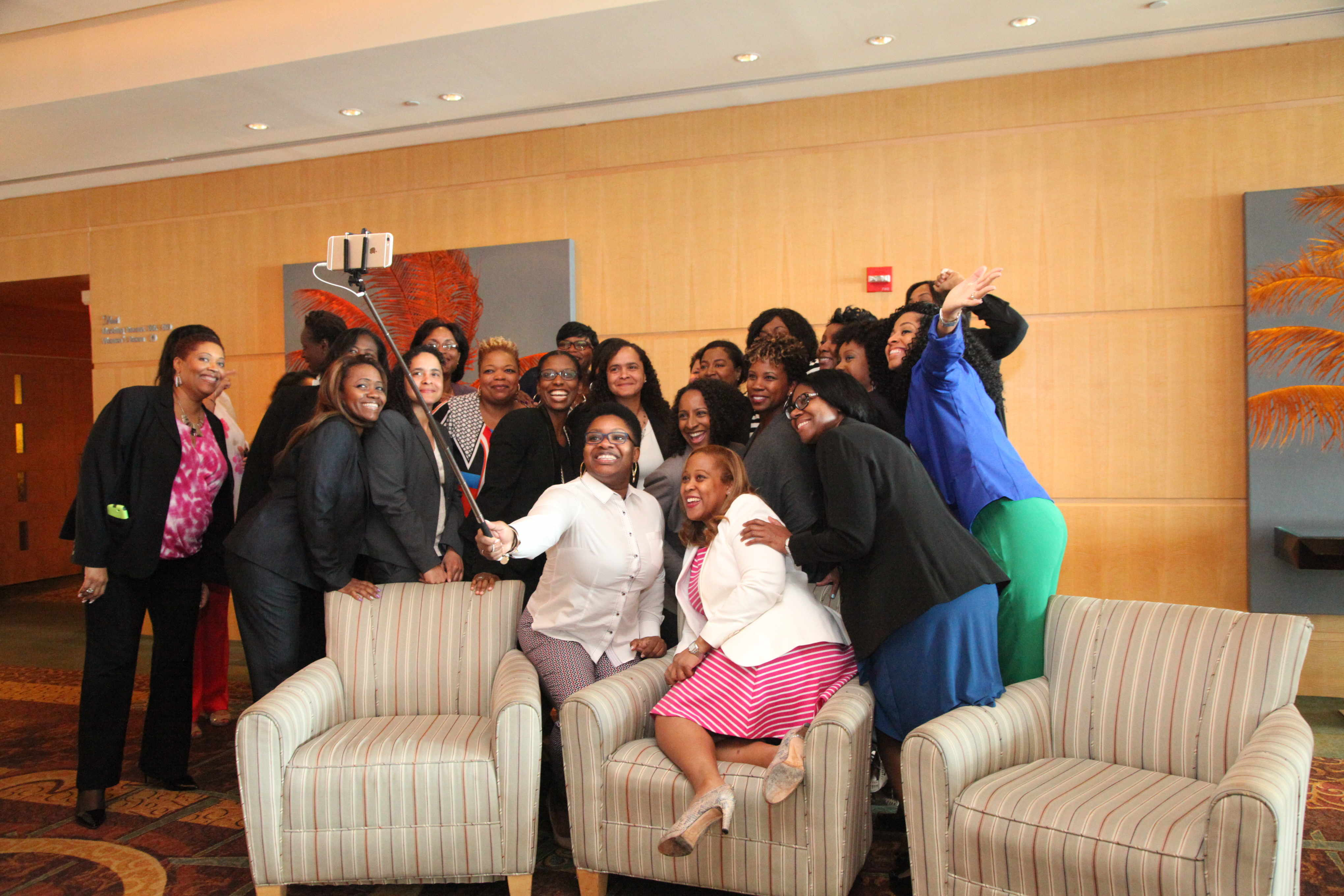 ADP Black Enterprise Women of Power Summit 2016.JPG