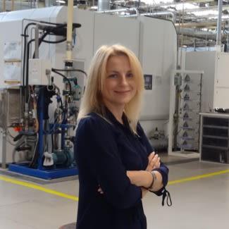 General Electric Małgorzata Fajkis