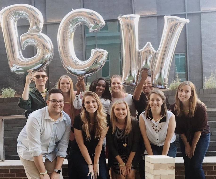 BCW (Burson Cohn & Wolfe) Team BCW.JPG
