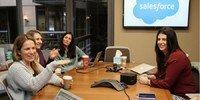 Women at Salesforce