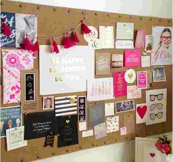 20 cubicle decor ideas that will brighten your workspace Cubicle bulletin board ideas