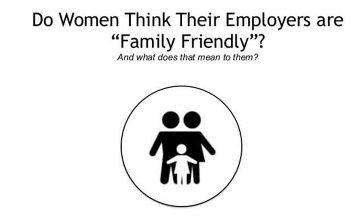 Family friendly companies