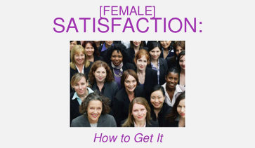 Women's job satisfaction