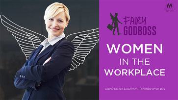 Women in the workplace by Fairygodboss
