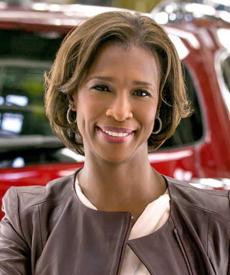 General Motors Alicia Boler Davis