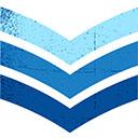 TwitterStripes logo