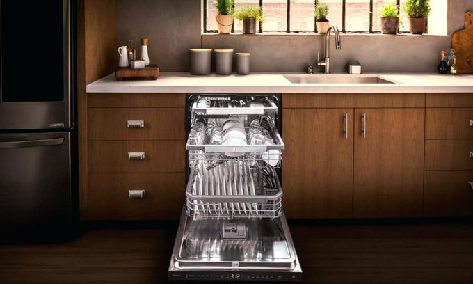 Most popular Built-In Dishwashers 2019 Review
