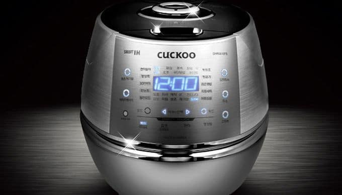 Review of Cuckoo Pressure Rice Cooker CRP-CHSS1009FN - The Appliances  Reviews