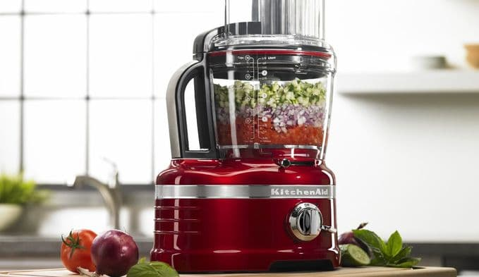 Review of KitchenAid Food Processors