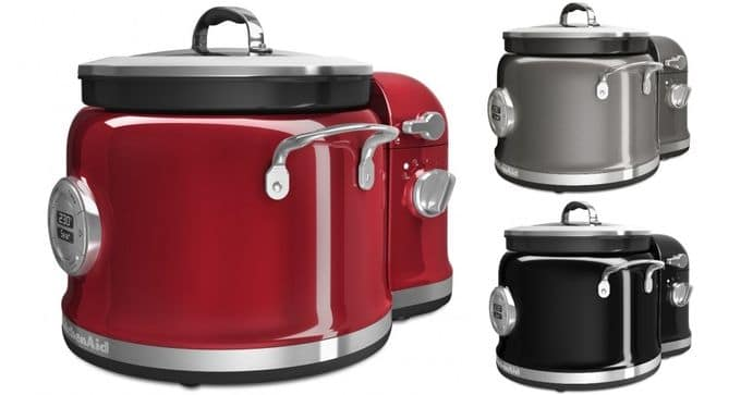 Review of KitchenAid KMC4244CA Multi Cooker