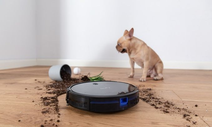 Anker Eufy range robot vacuums
