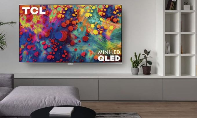 Newest TCL TVs at CES 2021