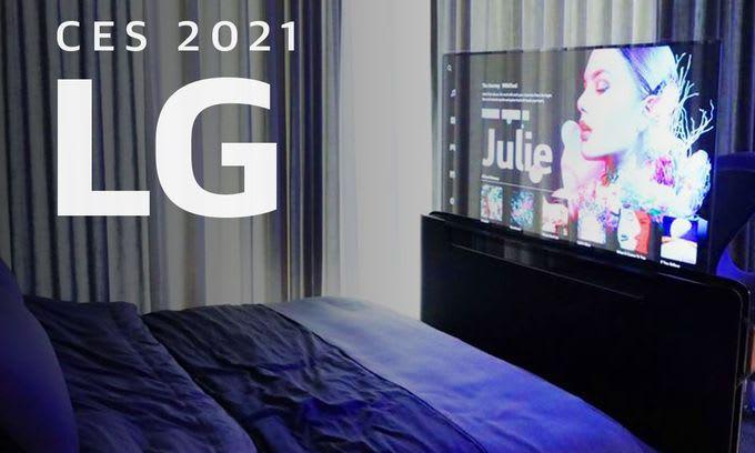 LG TVs CES 2021
