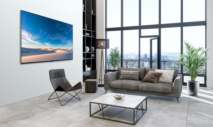 LG QNED TVs 2021