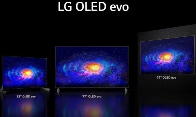 LG G1 (OLED65G1) Gallery Series OLED TV