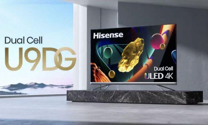 Hisense Dual Cell U9DG