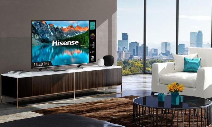 Hisense TVs 2021