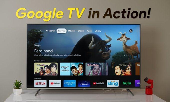 Google TV vs Android TV