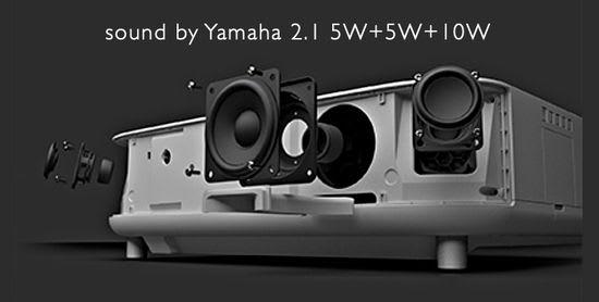 Epson LS300 Yamaha sound