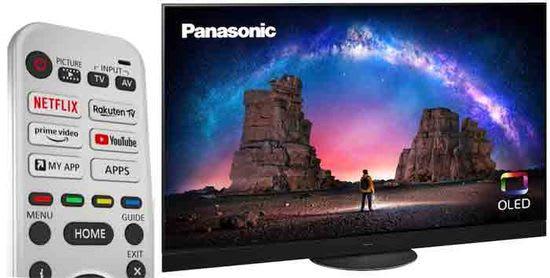 Panasonic My Home Screen