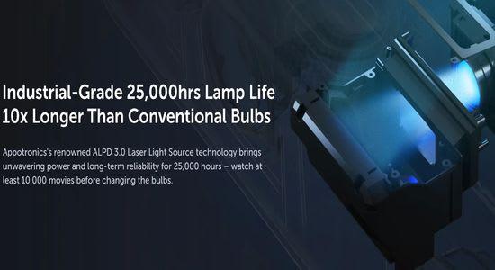 VAVA 4K Lamp Life