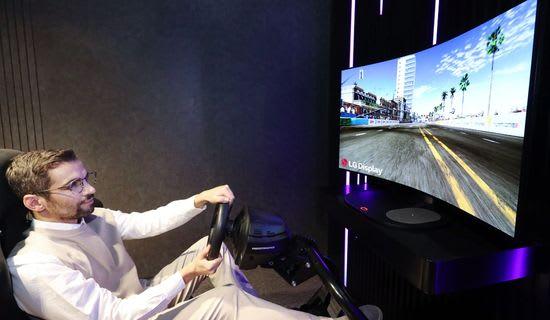 LG 48-in CSO Gaming TV