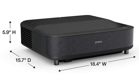 Epson LS300 Projector design