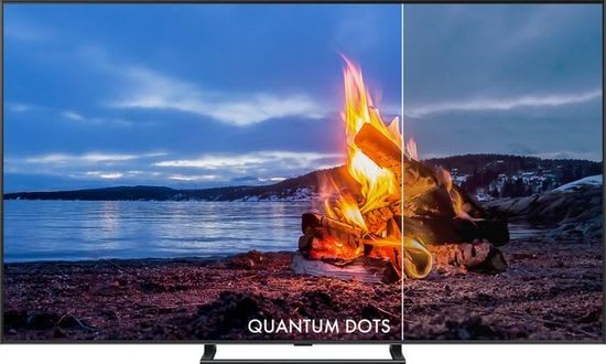 Quantum Dots image quality