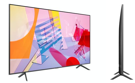 Samsung Q60T QLED TV