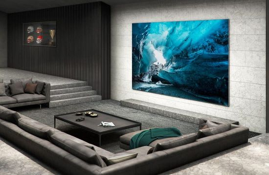 Samsung MicroLED CES 2021