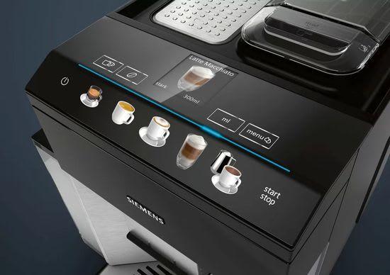 Siemens EQ 500 Control