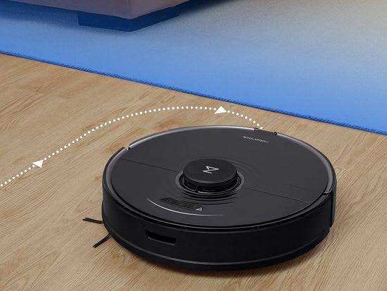 Roboroc s7 Ultrasonic Carpet Recognition
