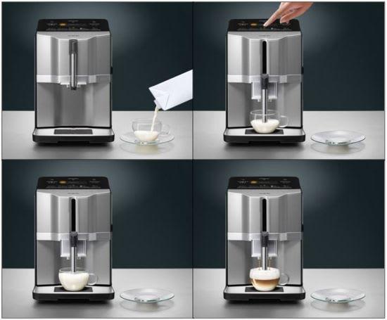 Siemens EQ 300 Cappuccino