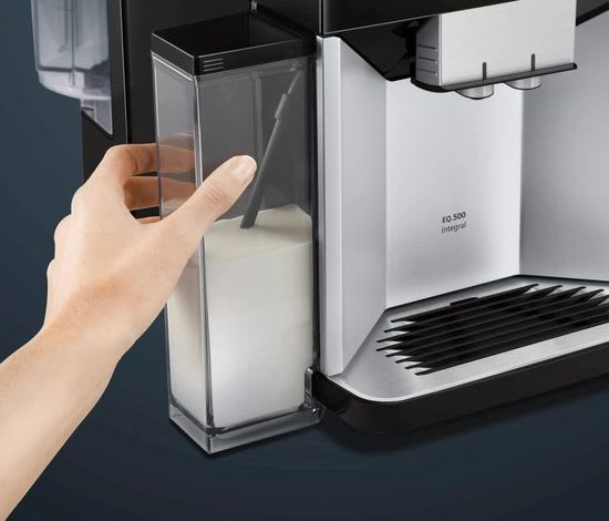 Siemens EQ 500 Integral Cappuccino maker