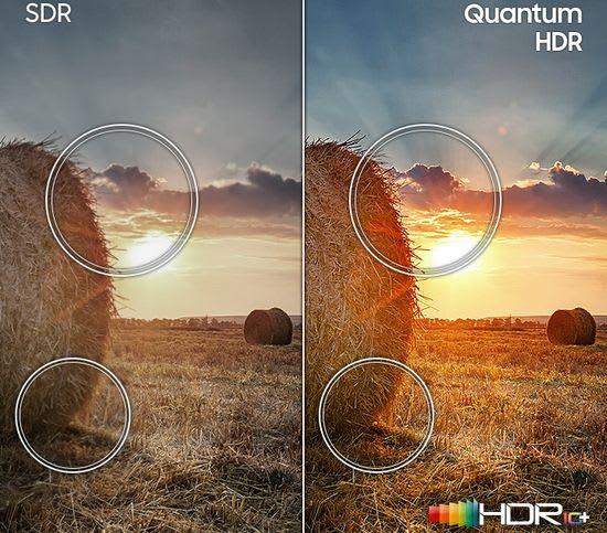 Samsung Q60T HDR