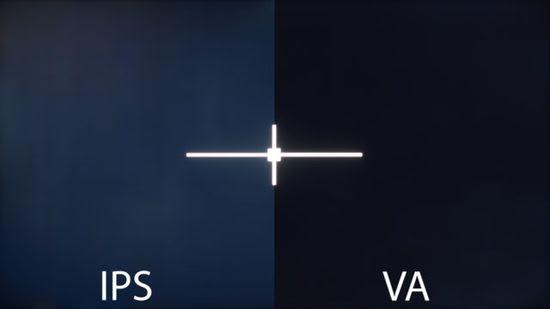 IPS vs VA black