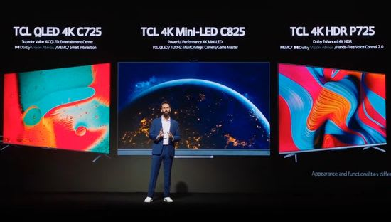 TCL OD-Zero MiniLED