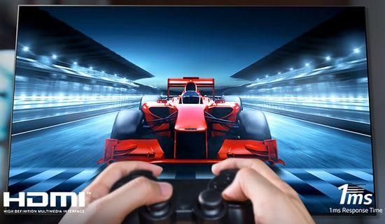 LG C1 OLED TV Gaming
