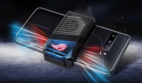 Asus ROG Phone 3 cooler