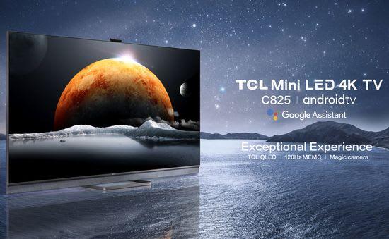 TCL Mini LED C825 4K TV
