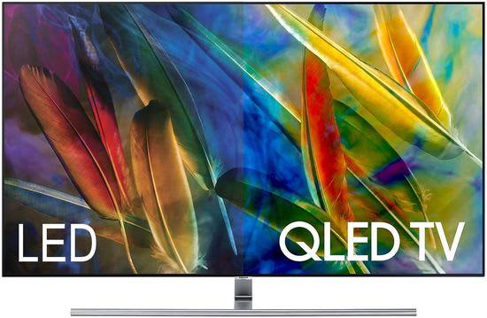 Quantum Dot vs LCD