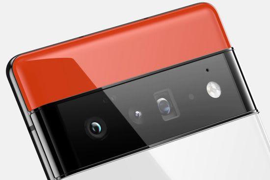 Google Pixel 6 cameras
