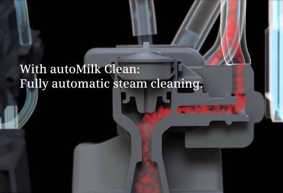 Siemens AutoMilk Clean